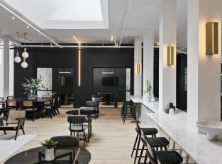Co-working Space, Brooklyn – NYC