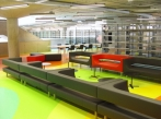Interiér Národní technické knihovny NTK 10
