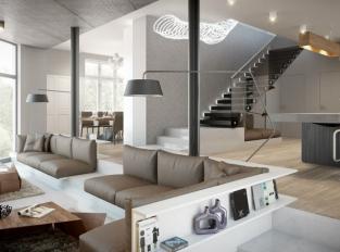 Dvořiště / obývací pokoj