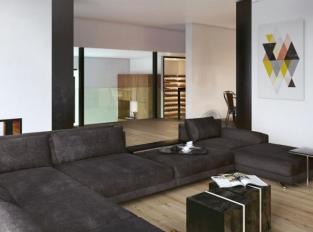 Uhřínov / obývací pokoj