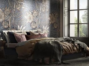 Mosaico+ Ornamental v ložnici
