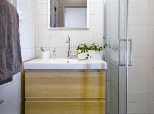 Byt Ostrava-Poruba - koupelna