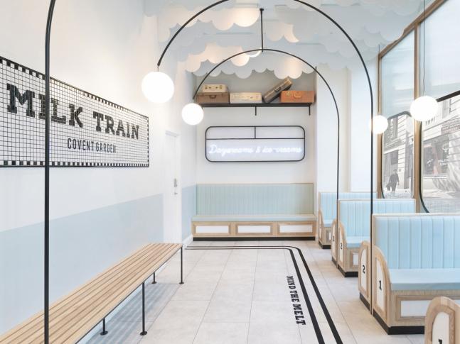 Zmrzlinárna Milk Train