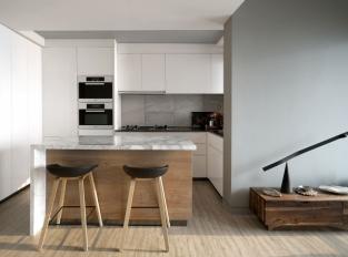 Rovnováha v interiéru - kuchyň