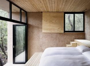 Umění kamufláže - ložnice
