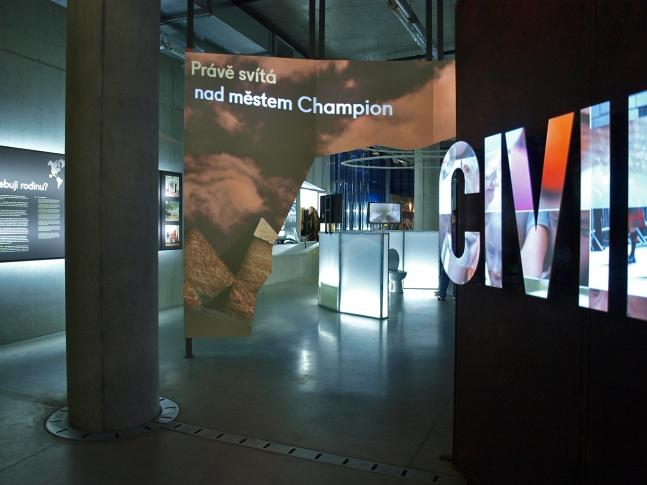 """Expozice """"Svět  civilizace"""""""