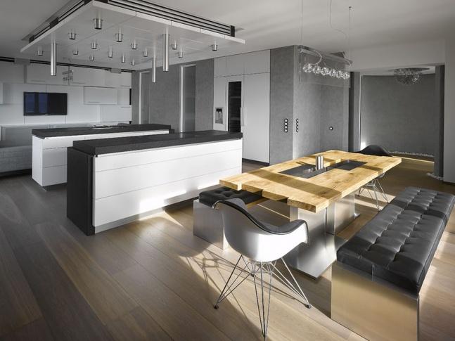 Kuchyně Penthouse II