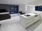 RD Černošice - obytný prostor POhled do kuchyně