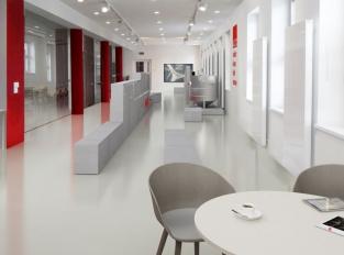 Showroom pro ACO Industries, Přibyslav