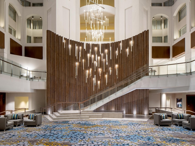 The Grand Hyatt Washington