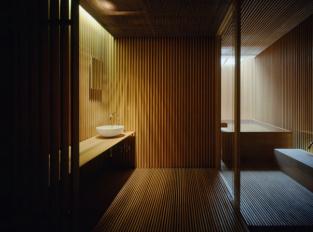 Koupelny v rezidenci Yamagata od Agape