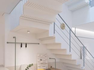 Bílý dům, rostoucí dům - pracovna