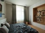 SQUAT iD23C ložnice