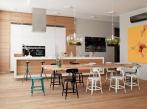 SQUAT iD23C kuchyně