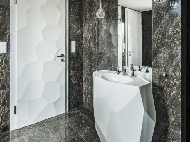 Holan - koupelna