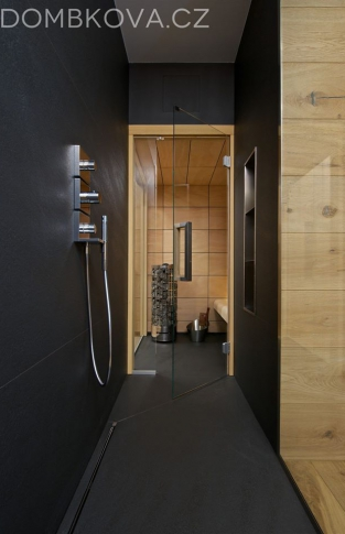 Apartmán v Krkonoších / sauna