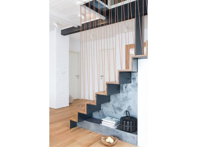 Malvazinky / schodiště