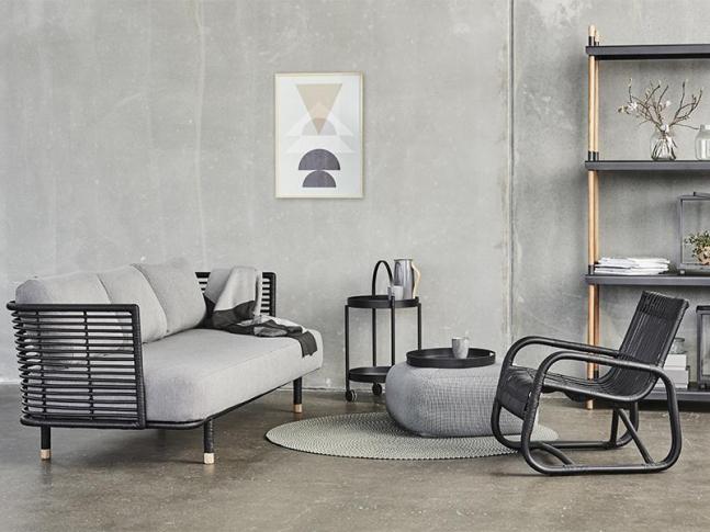 Severský obývací pokoj