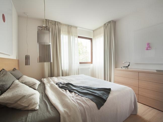 ložnice, vila Slivenec I