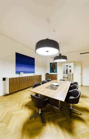Briggs offices, Praha