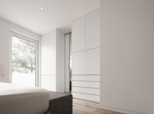 Ložnice s vestavěnou šatnou