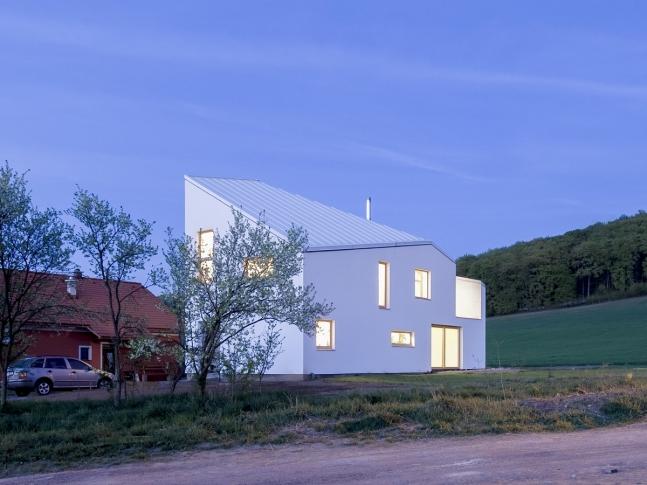 Rodinný dům v Opatovej
