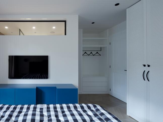 Ovenecká - ložnice