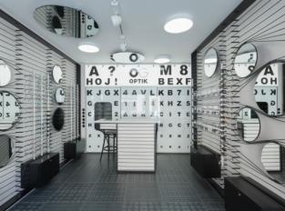 Optika od ateliéru ORA