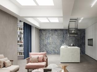 Prostorná kuchyně s obývacím pokojem