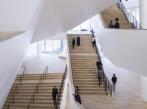 Schodiště v Elbphilharmonie