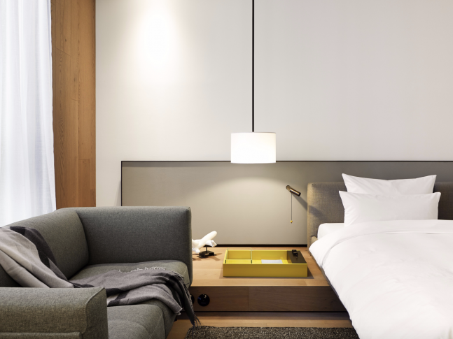 Pokoje v hotelu Roomers Baden-Baden