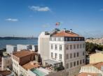 Restaurace v Palácio de Santa Catarina