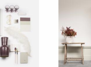Elegance a svěží barvy pokojů