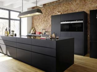Kuchyňské otevřené obytné prostory