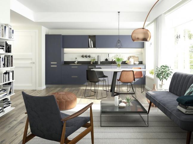 Trend moderního skandinávského komfortu