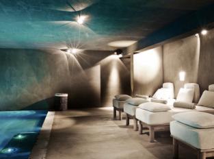 Bazén hotelu Le Chalet Zannier