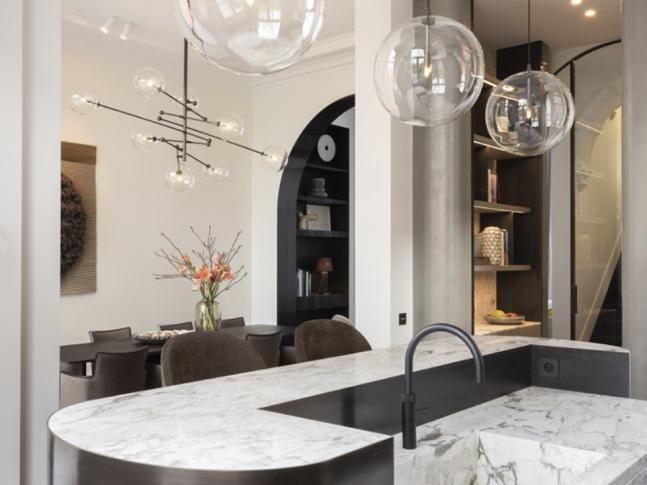 Villa Tra: Kuchyně