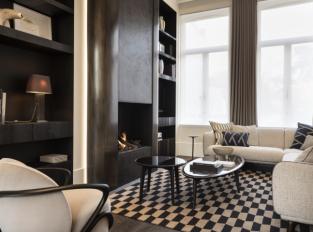 Villa Tra: Obývací pokoj