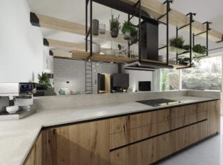 Kuchyně ve Farmhouse stylu