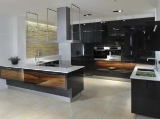 Kuchyň Technistone® Crystal Absolute