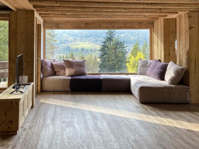 Rustikální byt Cortina