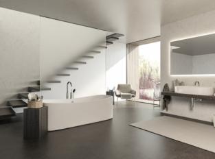 Technistone®  - Noble Arco v koupelně