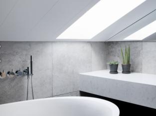 Technistone®  - Noble Carrara v koupelně