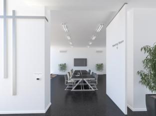 Soukromá kancelář ve Švýcarsku