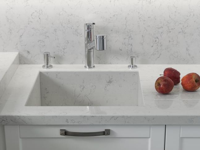 Noble Carrara na kuchyňské lince