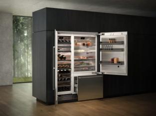 Kuchyně s mrazákem Vario 400