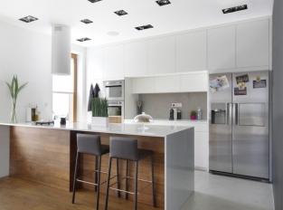 RD Benice - kuchyň
