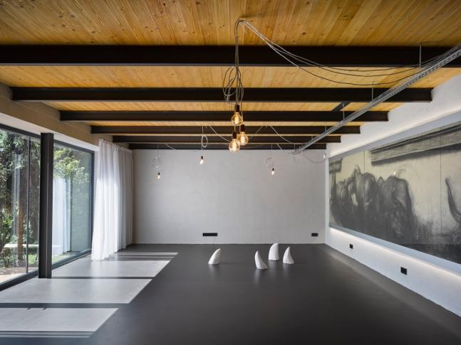 Svinaře - rekonstrukce domu