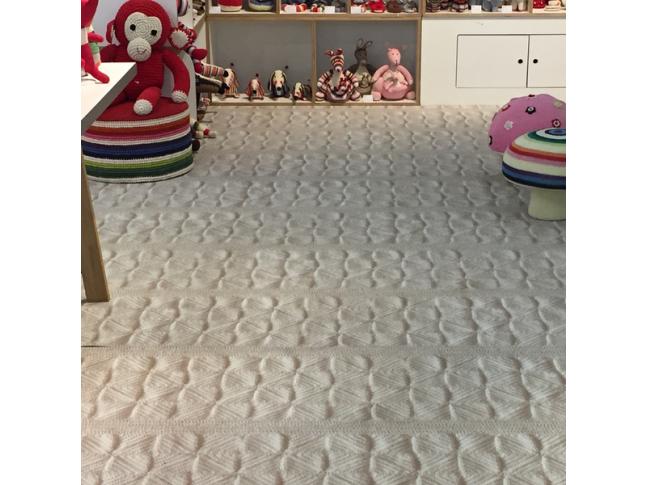 Školka s textilními dílci