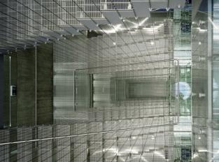 ÚMG schodiště